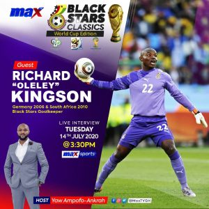 Richard 'Olele' Kingston