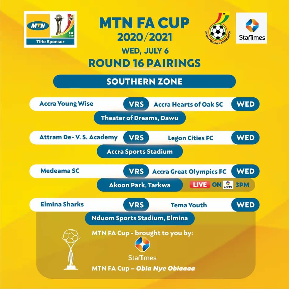 MTN FA Cup 2